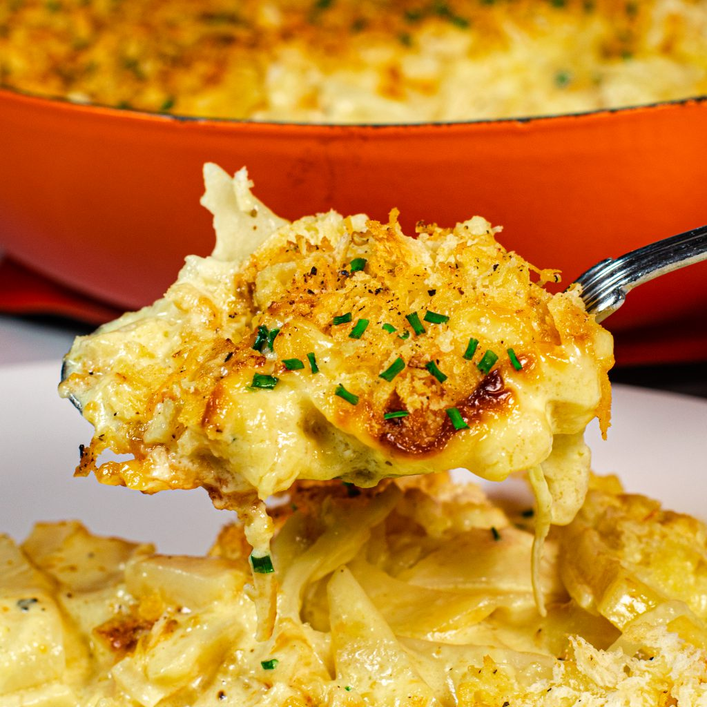 Celeriac Gratin: Cheesy, Comforting and Easy to Make