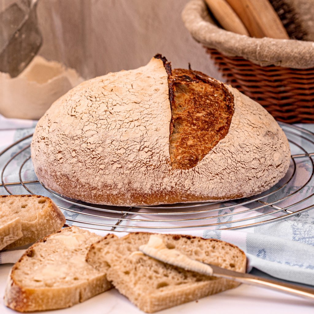 Baking My Easy Overnight Sourdough Will Make You Happy